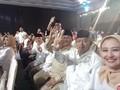 Prabowo Hadir di Lokasi Debat Pemungkas Pilgub Jabar