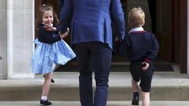 Pangeran William Ungkap Obsesi Putri Charlotte Soal Fesyen