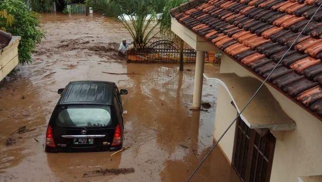 Hujan Lebat Berpotensi Terus Turun di Kabupaten Bandung