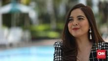 Tugas Duta Lingkungan Hidup Jadi Tantangan untuk Tasya Kamila