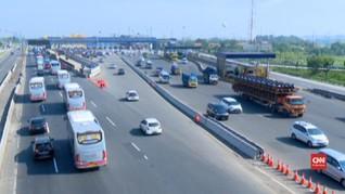 VIDEO: Sebanyak 15 Persen Kendaraan Belum Kembali ke Jakarta