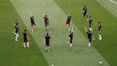 Duel Korea Selatan vs Meksiko di Rostov Arena ini merupakan pertemuan kedua bagi kedua tim di Piala Dunia. Pada pertemuan pertama di Piala Dunia 1998 di Prancis, Meksiko menang 3-1atas Korea Selatan. (REUTERS/Darren Staples)