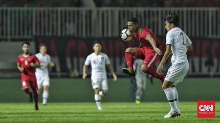 Timnas Indonesia U-23 Bisa Tiru Prancis di Asian Games 2018