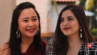 VIDEO: Tasya dan Chikita Meidy Kenang Manis Lagu Anak '90-an