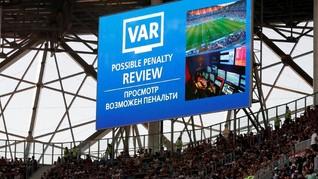 VAR Tak Hentikan Kontroversi di Piala Dunia 2018