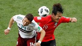 Klasemen Sementara Grup F Piala Dunia 2018