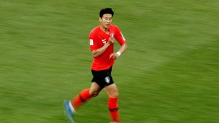 Heung-min: Kegagalan Jerman Pelajaran Korsel di Asian Games