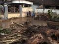 Banjir Bandang Landa Solok Sumatera Barat, Satu Orang Tewas