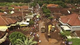 Banjir Mulai Surut, Jalur Alternatif Banyuwangi-Jember Dibuka