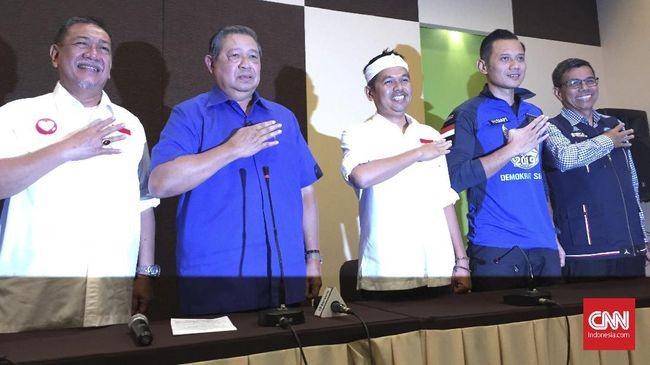 PAN Bela SBY Soal Data Aparat Tak Netral Saat Pilkada