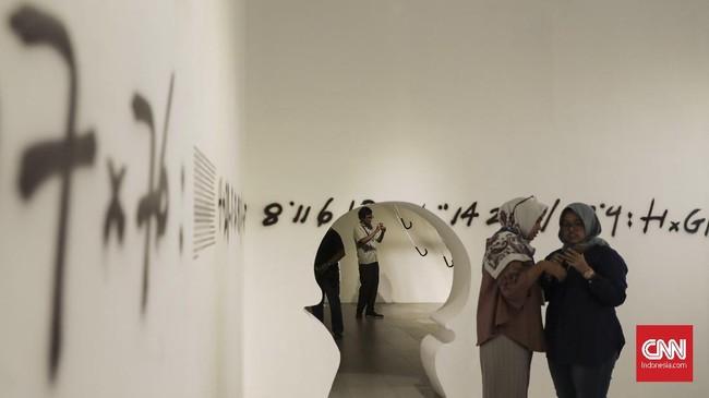 FOTO: Kolaborasi Dua Hati dalam Seni