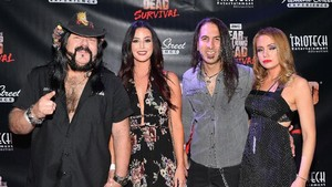Vinnie Paul, Drumer Legendaris Pantera Meninggal Dunia