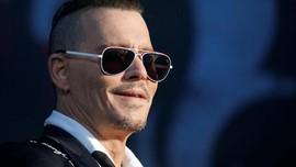 Johnny Depp Sesumbar Kembali Gabung 'Fantastic Beasts 3'