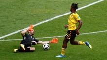 7 Fakta Menarik Drama 7 Gol Belgia vs Tunisia