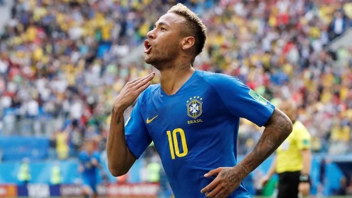 Brasil dan Meksiko akan habis-habisan di pertandingan babak 16 besar nanti malam.
