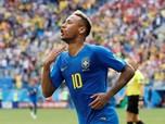 Brasil di Piala Dunia 2018: 3 Pertandingan, 3 Kapten Berbeda