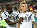 Toni Kroos Bawa Jerman Menang Dramatis atas Swedia