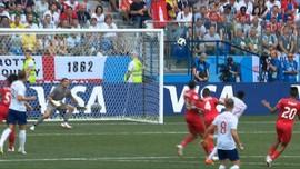 VIDEO: Inggris Unggul 5-0 atas Panama di Babak Pertama