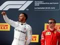 Juara di Hungaria, Hamilton Cetak Kemenangan Kelima