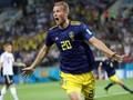 Jerman Tertinggal 0-1 dari Swedia di Babak Pertama