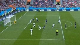 VIDEO: Jepang vs Senegal Berbalas Gol di Babak Pertama
