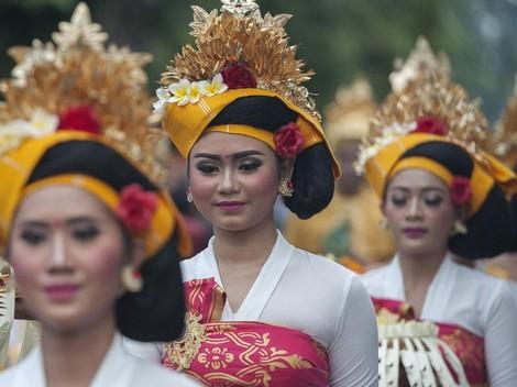 FOTO: Semarak Pawai Pesta Kesenian Bali ke-40