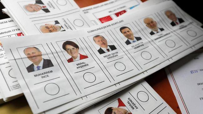 Pengawas Pemilu Sebut Oposisi Turki Tak Diperlakukan Adil