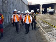 Kejar Agenda IMF, Progres Underpass Ngurah Rai Capai 74%
