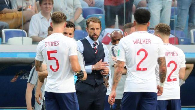 Senjata Baru Timnas Inggris Berbuah Pesta Gol