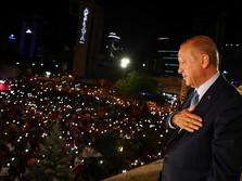 Erdogan Tunjuk Menantunya Jadi Menteri Keuangan Turki