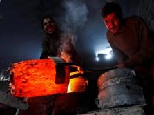 Mulai 2021, 31 Smelter Bakal Beroperasi di RI