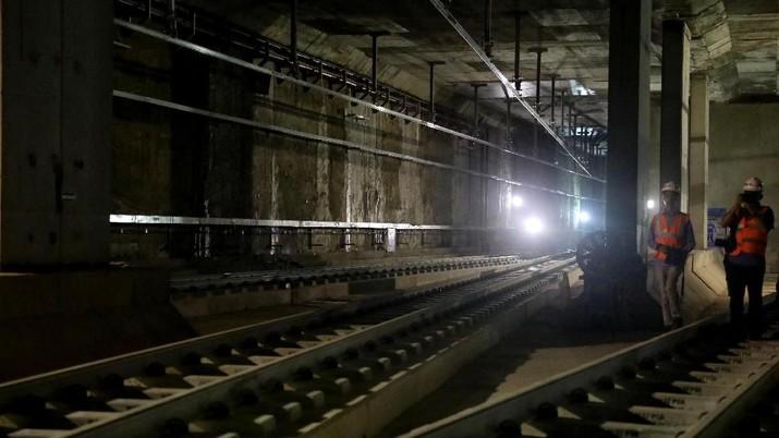 Sejumlah proyek yang dinilai potensial adalah pembangunan jalur kereta api, serta pembangunan infrastruktur energi, perumahan, dan prasarana jalan raya.