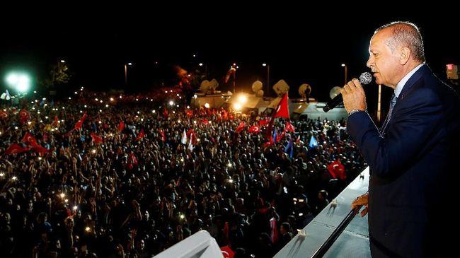 Erdogan: AS Terbitkan Tenggat Waktu Pembebasan Pendeta