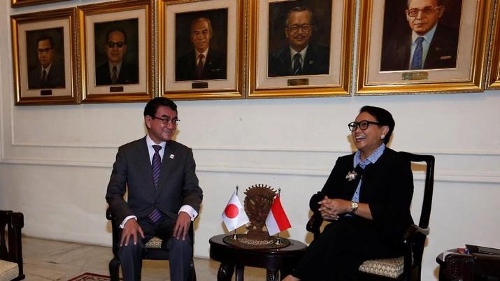 Investasi Jepang di Indonesia mencapai US$5 miliar di 2017 dan menjadi investor terbesar kedua di Indonesia.