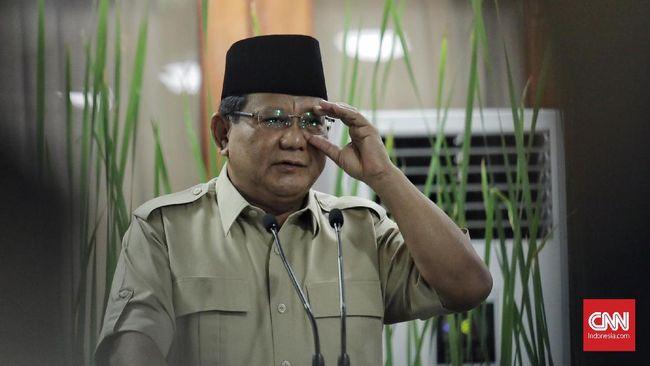 Prabowo: 'Power of People' Ujungnya akan Menang