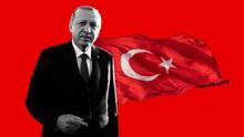 INFOGRAFIS: Jalan Erdogan Pertahankan Kekuasaan
