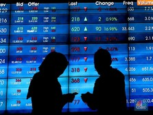 Investor Asing Masuk Rp 168 M, IHSG Menguat 0,51%