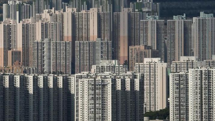 Meningkatnya jumlah orang kaya di Asia karena boomingnya pasar saham.