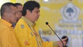 PDIP: Airlangga Adu Domba Mega dan Jokowi di Pilgub Jatim