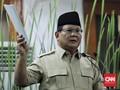 Prabowo Kritik 1 Persen Warga Kuasai Kekayaan di Tanah Air