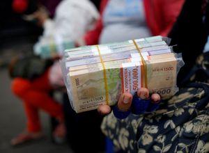Minus 0,53%, Pelemahan Rupiah Terdalam Ketiga di Asia