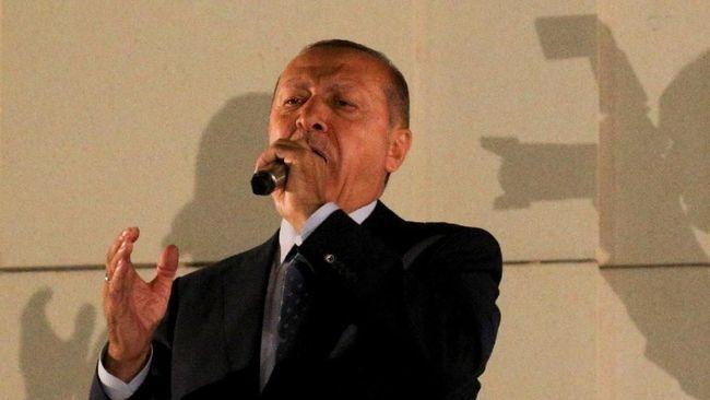 AS Minta Erdogan Perkuat Demokrasi Turki