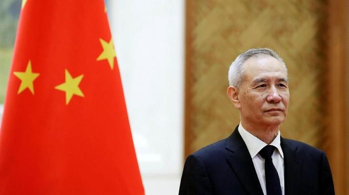 Wakil Perdana Menteri China Liu He akan menggelar pertemuan di Beijing pada hari Selasa (18/9/2018) pagi untuk merespons bea impor baru AS.