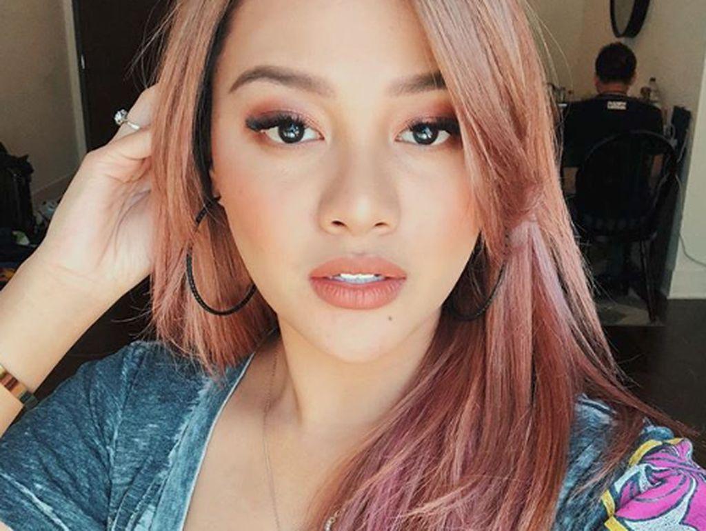 Aurel Hermansyah juga menekuni bisnis kosmetik.Dok. Instagram/aurelie.hermansyah