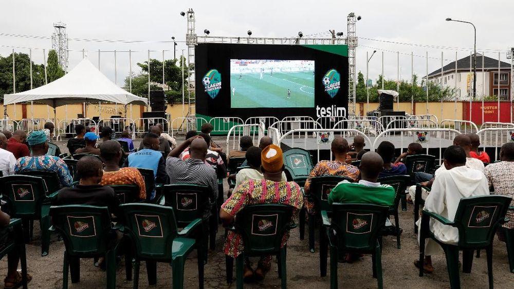 Perkembangan sistem pembayaran yang dikembangkan teknologi lokal membuat bisnis Judi online makin ramai di Nigeria.