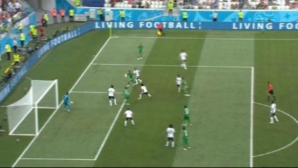 VIDEO: Arab Saudi Menang Dramatis Atas Mesir di Piala Dunia