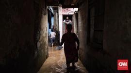Ciliwung Meluap, 52 RT di Jaktim dan Jaksel Kebanjiran