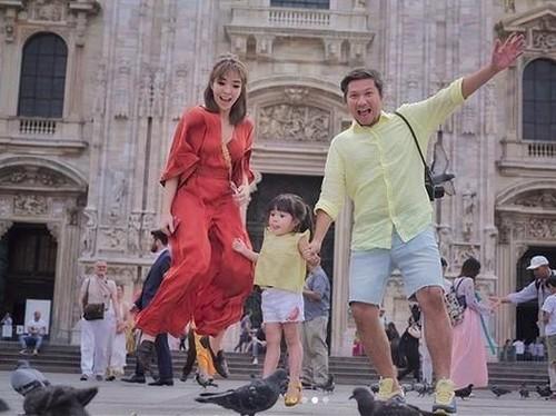 3 Tas Mewah Gisella Anastasia Saat Liburan di Italia