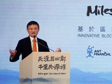 Anak Usaha Alibaba Suntik Startup RI Ini Rp 1,4 T?