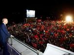 Tak Kunjung Lockdown Turki, Erdogan Banjir Kritikan Warga